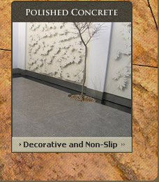 Polished Concrete - Artistique Concrete