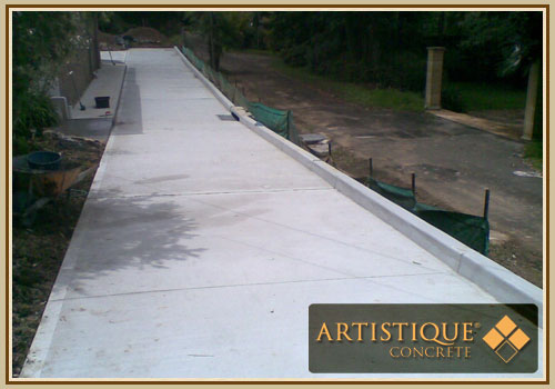 Concrete Driveway for Subdivisions - Image 33