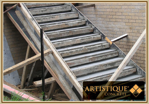 Concrete Stairs Framework - Image 38